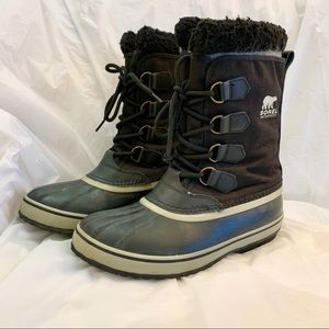 Sorel 1964 PAC winter boots waterproof men's 9